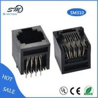 Buy cheap China Supplier RJ45 modular jack 8P8C PCB Jack for networking product