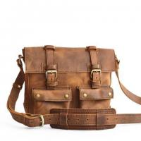 China Daily Leather Satchel on sale
