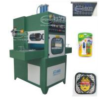 Buy cheap HR-8000W high frequency fusing machine manually Sliding product