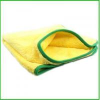 Car Washes Microfiber Super Towel,Warp Knitted Terry Cloth Wholesale
