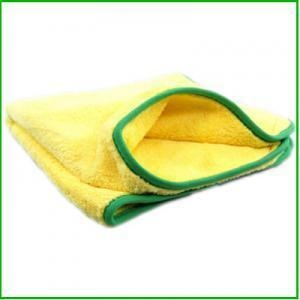 Quality Car Washes Microfiber Super Towel,Warp Knitted Terry Cloth Wholesale for sale