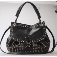 girls leather backpack bags black