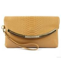 Buy cheap brown leather purse cross body product