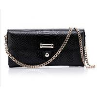 Buy cheap Black leather bags and purses from wholesalers