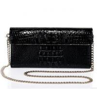 Buy cheap black and brown leather purses product