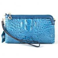 Buy cheap crocodile leather wallet wholesale product