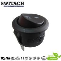 Buy cheap KAN-B2-SW25P71V-B 2 pins ON-OFF SPST rocker switch used for panasonnic vacuum cleaner product