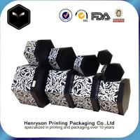 Hexagon Shape Packaging Set Gift Box