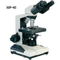 Buy cheap Biomicroscope 40-1600* of modest department XSP-6C binocular of Shanghai from wholesalers