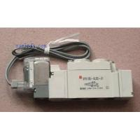 Buy cheap Import the pneumatic component SY7140-5LOZD electromagnetic valve SMC from wholesalers