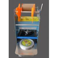 Buy cheap Food Packing Machine Manual Bubble Tea Cup Sealer product