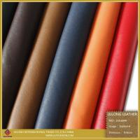 Buy cheap Garment Leather Hot Sale Eco Friendly PU Artificial Synthetic Leather for Garment (G016) product