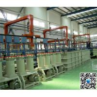 Buy cheap Electroplating Coating Line Intermediate Orbit Automatic Produce Line(CTTZ-D product