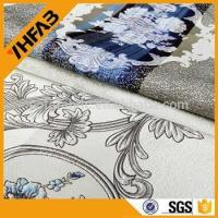 Buy cheap new design 100% polyester jacquard curtain fabric for upholstery product