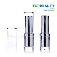 Buy cheap Round clear lipstick tube TL2143 product