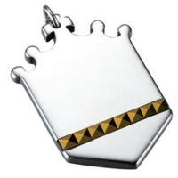 Buy cheap Black & Colored COI Tungsten Carbide Pendant With Ceramic - TG1349 from wholesalers