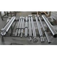 Buy cheap SCM440 Hard Chrome Plated Piston Rod For Hydraulic Cylinder product