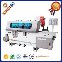 Buy cheap KI9320 Multiple Rip Double Side Planer Cutting and Planing Machine for MDF product