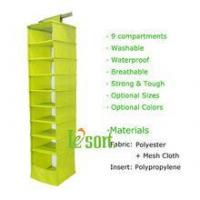 Buy cheap fashion Collection 6 shelf sweater hanging organizer product