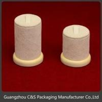 Buy cheap Customized Original Design Competitive Price Supplier In Guangzhou Wood Ring Display Stand product