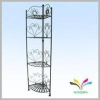China manufacturer wholesale durable modern floor standing metal wire electric bathroom drying rack