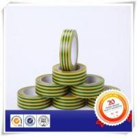 Buy cheap Shine Rubber Based Adhesive PVC Tape In Colors product