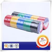 Buy cheap Glossy Rubber Based Adhesive PVC Tape In Colors product