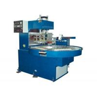 Buy cheap HY-8KW-5AC Series Automatic Rotating Plate Higt Frequenct Welding Andcutting Machine product