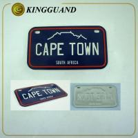 Buy cheap CAPE TOWN blue background cool car stickers product
