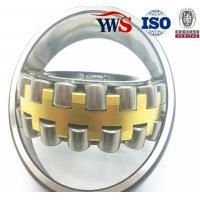Buy cheap 55x100x25mm copper cage spherical roller bearing 22211 22211c 22211ca w33 product