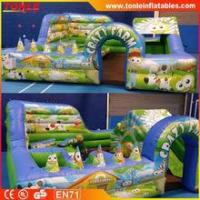 Buy cheap Crazy Farm Inflatable Play Park/ inflatable farm yard Soft Play Surround product