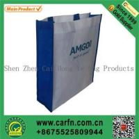 Customer custom printed non woven fabric bag