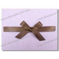 Buy cheap Wholesale tied ribbon bow gift packings product