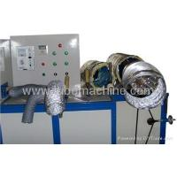 Buy cheap insulation with wire Flexible duct machine ATM-600 product