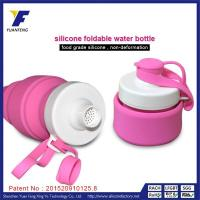 Buy cheap Kids Personalized Cups Collapsible Water Container Kids BPA Free Water Bottle product