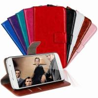 Samsung Crazy-horse Leather Case