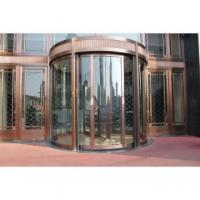 Buy cheap Luxury Automatic Revolving Door product
