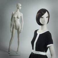 Buy cheap new design fashion female mannequins with base for window display product