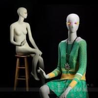 Buy cheap New design sexy abstract adult sitting woman mannequins product
