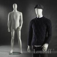 Buy cheap Fashion retails clothing store window man mannequins from sale product