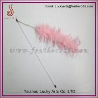 Buy cheap Feather cat teaser stick toy product