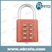 Buy cheap RP-155 8 code push button tsa lock product