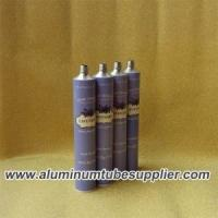 Buy cheap Extruded Aluminum Tubes Home Hand Cream Aluminum Extruded Tubes product