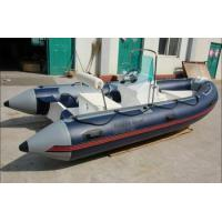 Buy cheap RIB Boat 2015 hot sale 4.3m Rib inflatable boat manufacturers product