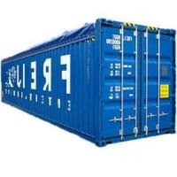 Buy cheap 40ft Plastic Roof open top container Logistics Equipment product