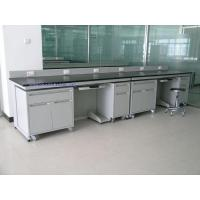 Buy cheap All steel lab side bench product