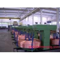 Buy cheap Upcast cathode copper cable making machine product