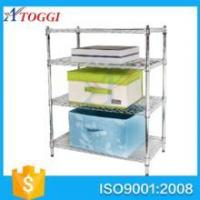 good storage anti rust easy installation bathroom wire shelving