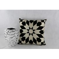 Buy cheap Faux Silk Flocking Cushion from Wholesalers