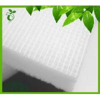 Filter cotton High efficiency glass fiber filter vertically and horizontally weaved cotton
